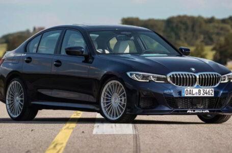 BMW ได้เปิดตัว BMW ALPINA B3 ตัดหน้า New M3 ในงาน TOKYO MOTOR SHOW 2019