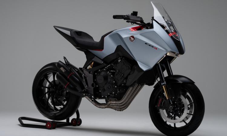 Honda CB4X Concept 650cc