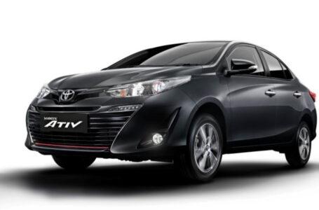TOYOTA ได้ปรับปรุง Toyota Yaris Ativ เพิ่มขนาดเครื่องยนต์ ด้วยราคาเริ่มต้นที่ 5.29 แสนบาท