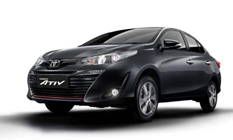 TOYOTA ได้ปรับปรุง Toyota Ativ เพิ่มขนาดเครื่องยนต์ ด้วยราคาเริ่มต้นที่ 5.29 แสนบาท