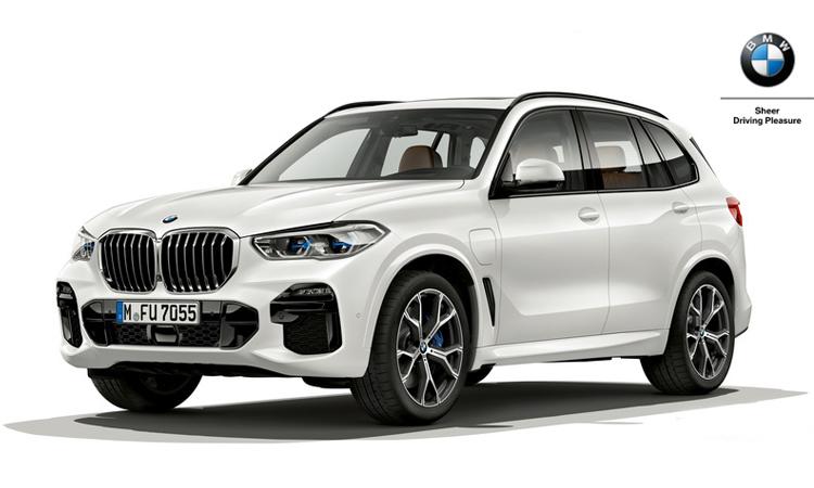BMW X5 xDrive45e G05 Plug-in Hybrid