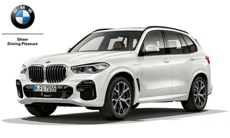 BMW X5 xDrive45e G05 Plug-in Hybrid รุ่นประกอบในประเทศ