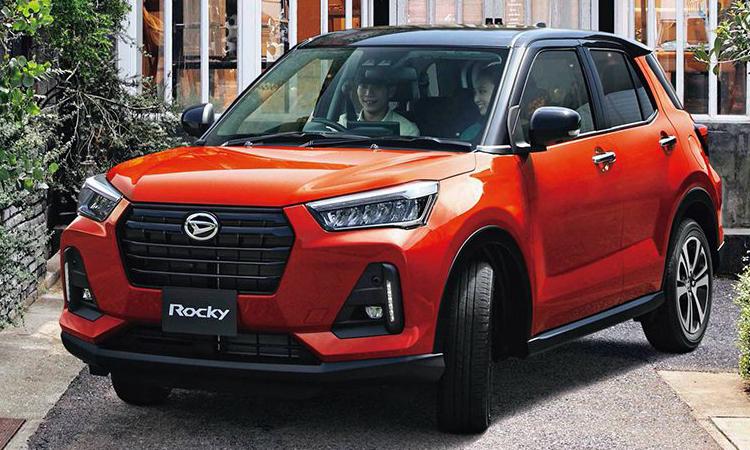 Daihatsu Rocky SUV ขับเคลื่อน 4 ล้อขนาดเล็ก พร้อมฟังก์ชั่นที่ครบครัน