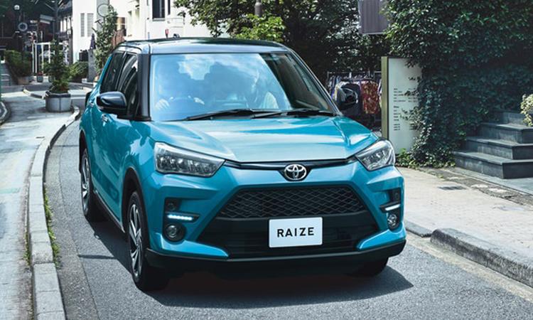 All NEW Toyota Raize B-SUV / Crossover