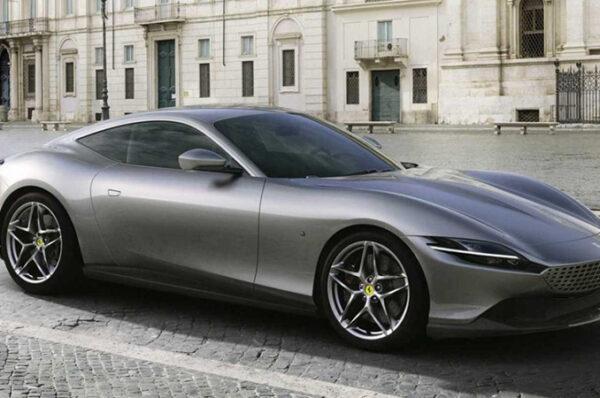 Ferrari Roma ซูเปอร์คาร์สไตล์รถคูเป้ 2 ที่นั่ง 620 แรงม้า