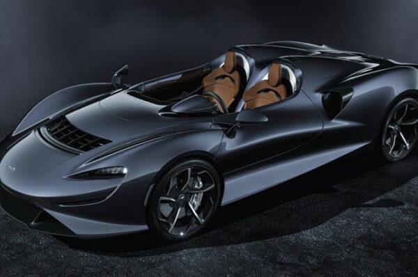 McLaren Elva ไฮเปอร์คาร์ ด้วยเครื่องยนต์ V8 เทอร์โบคู่ 804 แรงม้า