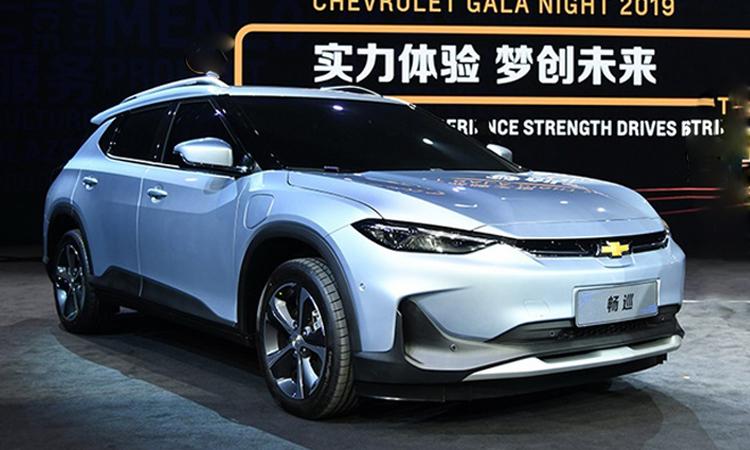 All NEW Chevrolet Menlo EV SUV รถยนต์ไฟฟ้า 100%