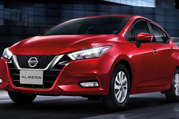 ราคา All NEW Nissan ALMERA 1.0 TURBO 499,000 – 639,000 บาท