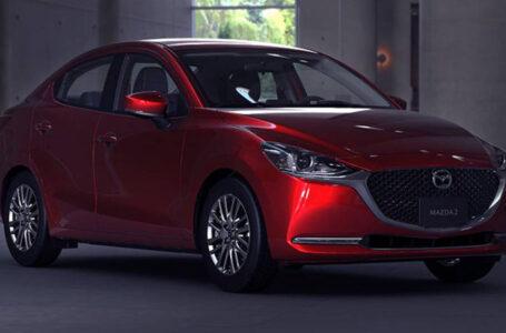 New Mazda 2 Sedan มีการเปลี่ยนแปลงเล็กน้อย พร้อมเปิดตัวในเม็กซิโก