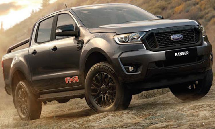 ดีไซน์ Ford Ranger FX4