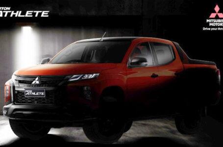 Mitsubishi จะเปิดตัว Mitsubishi Triton ATHLETE รุ่นพิเศษ 28 พฤศจิกายน นี้