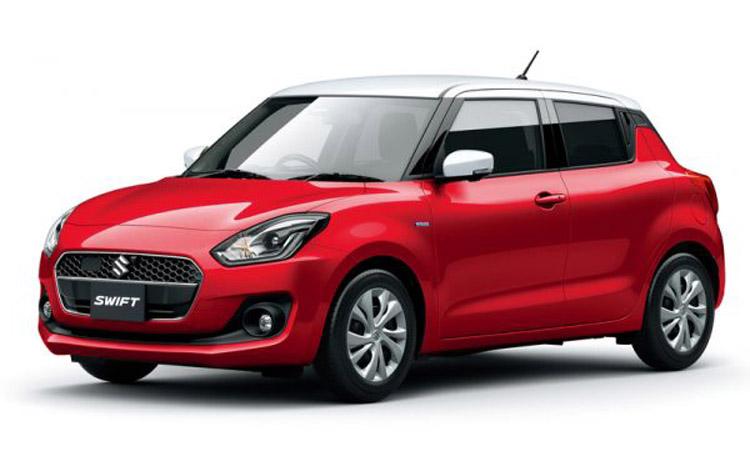 Suzuki Swift HYBRID MG