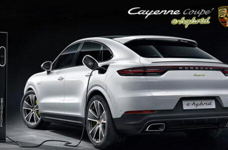Porsche Cayenne e-hybrid Coupe' เตรียมเปิดตัวที่ไทย ด้วยราคาตัวเริ่มต้นที่ 6.5 ล้านบาท