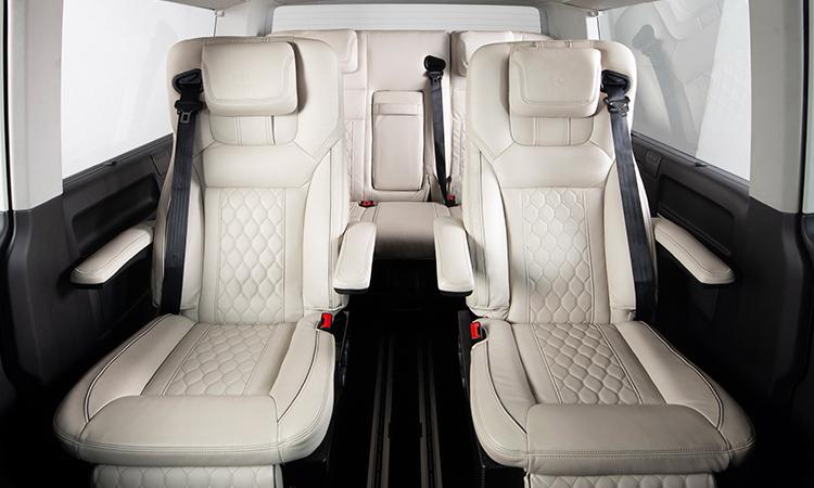 เบาะนั่ง Volkswagen Caravelle Thaiyarnyon T69