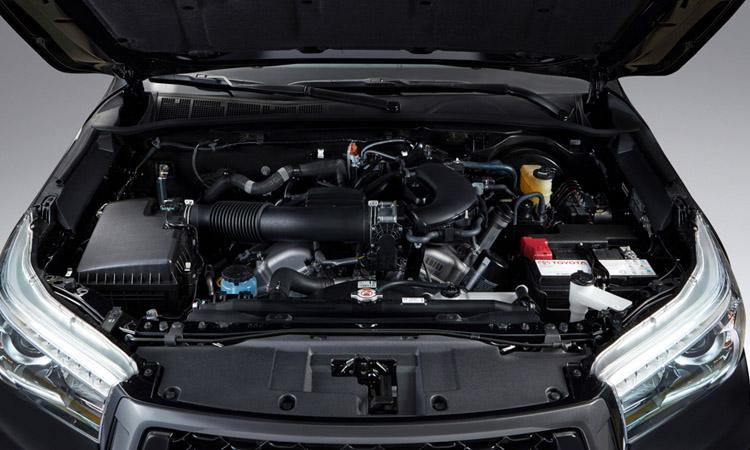 เครื่องยนต์ Toyota Hilux V6 GR Sport