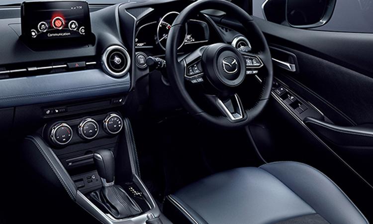 ภายใน Mazda 2 Minorchange