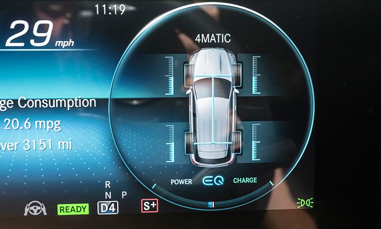 เรือนไมล์ Mercedes-Benz GLE 300d 4MATIC