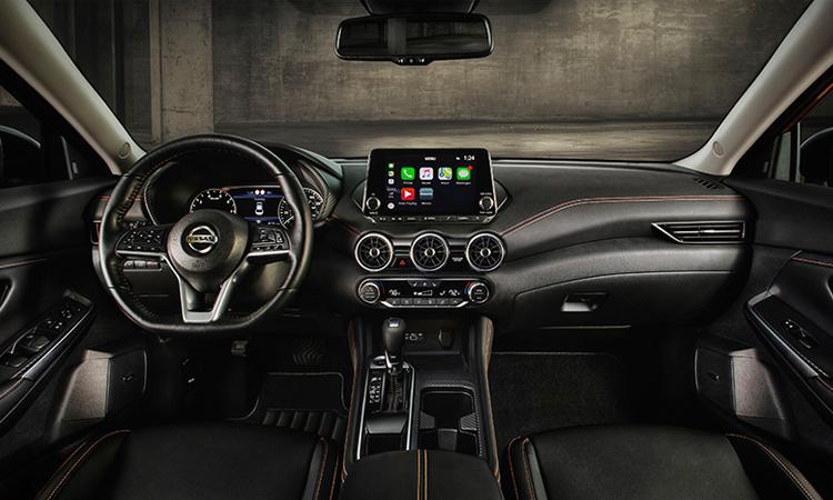 ภายใน All NEW Nissan Sylphy/SENTRA 2020