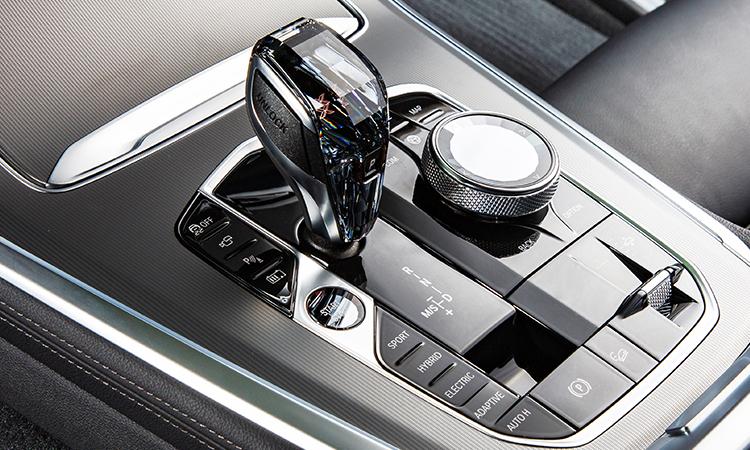 เกียร์ BMW X5 xDrive45e (Plug-in Hybrid)