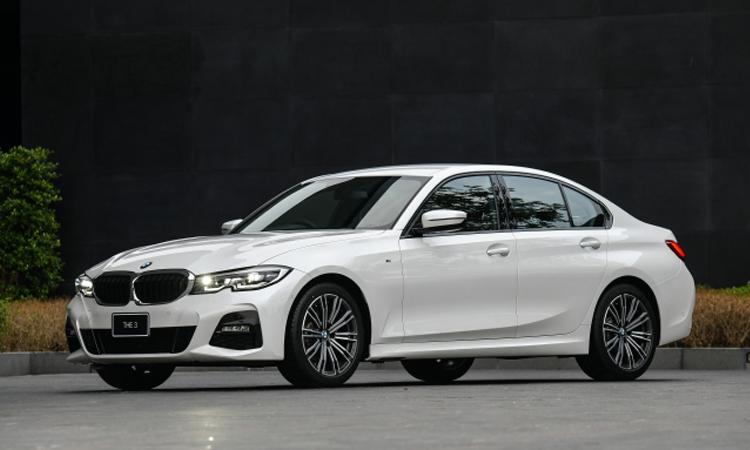 All NEW BMW 320d Sport (G20)