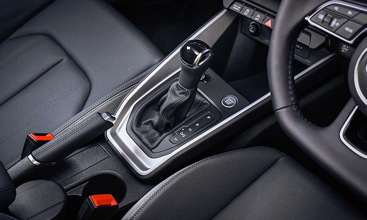 เกียร์ Audi A1 Sportback