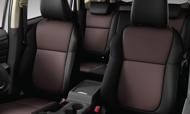 เบาะ Mitsubishi Xpander CROSS