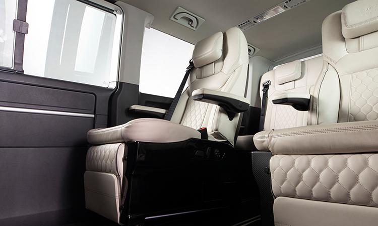 เบาะนั่งผู้โดยสาร Volkswagen Caravelle Thaiyarnyon T69