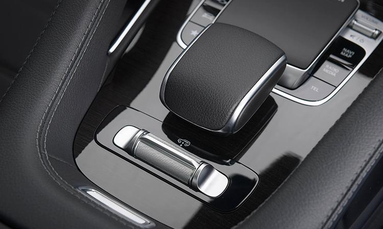 ปุ่มคบคุม Mercedes-Benz GLS 350d 4MATIC