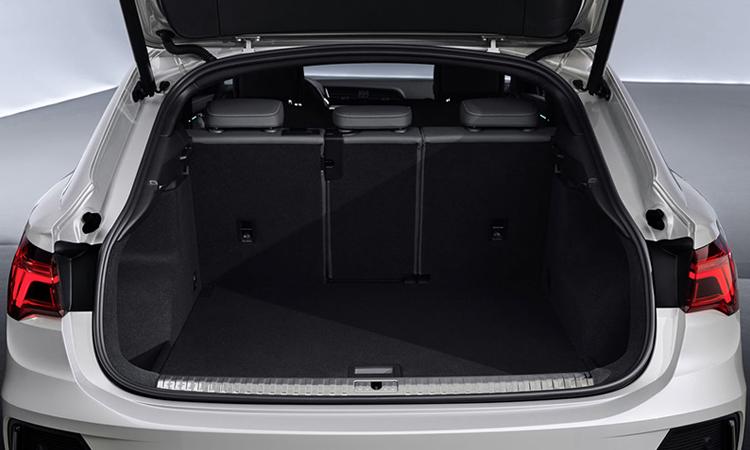 ที่เก็บของ All NEW Audi Q3 Sportback