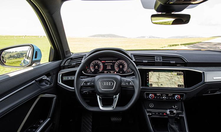วงมาลัย Audi Q3 Sportback