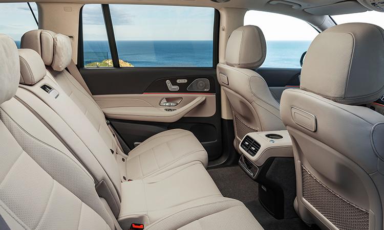 เบาะแถวหลัง Mercedes-Benz GLS 350d 4MATIC SUV