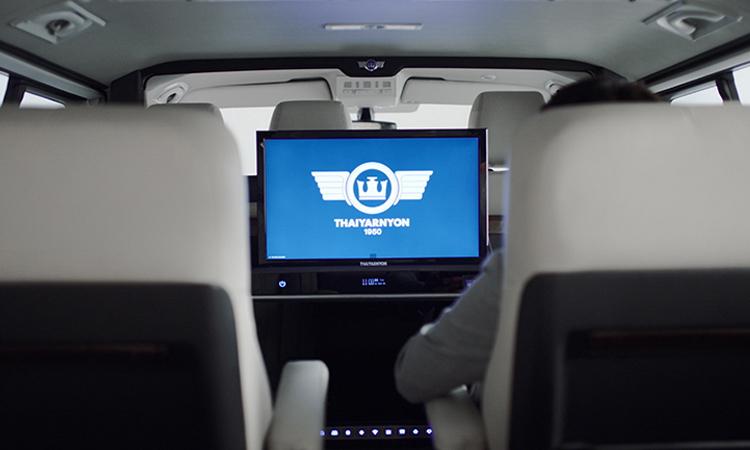 จอ Volkswagen Caravelle Thaiyarnyon T69