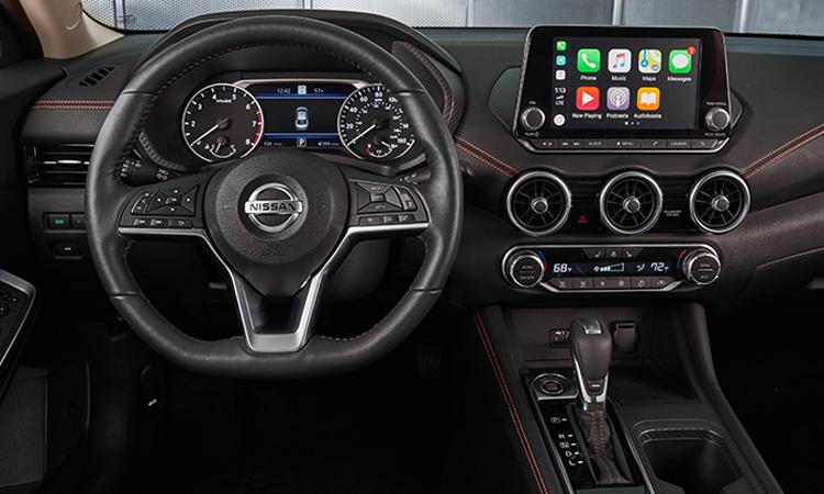 ดีไซน์ภายใน All NEW Nissan Sylphy/SENTRA 2020