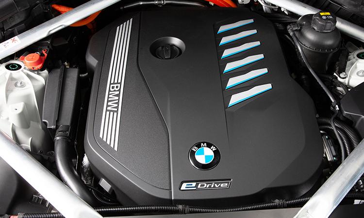 เครื่องยนต์ X5 xDrive45e Plug-in Hybrid