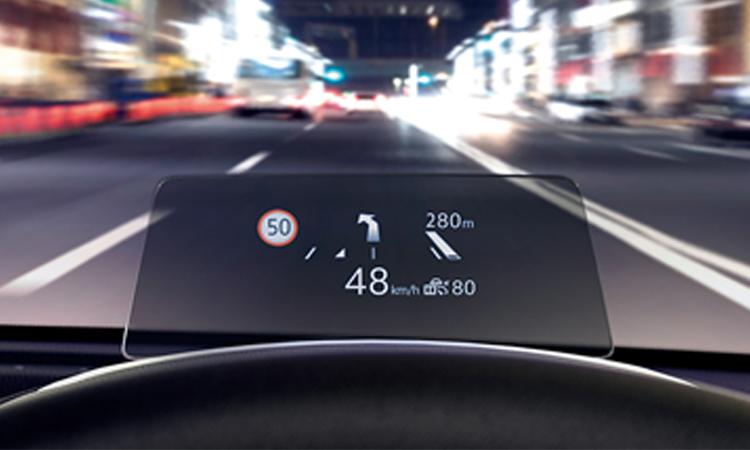 มาตรวัตเรืองแสง Mazda 2 Minorchange