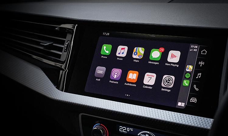 จอ Audi A1 Sportback