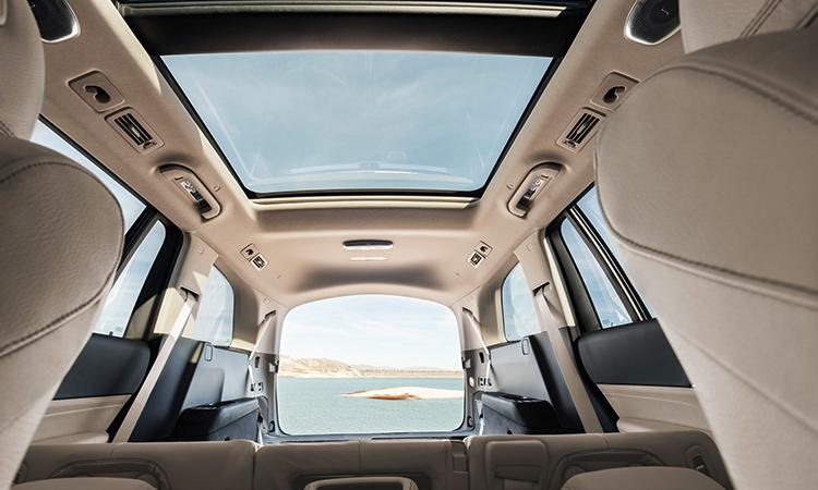 หลังคาซันลูป Mercedes-Benz GLS 350d 4MATIC SUV