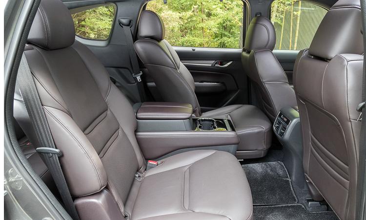 เบาะ All NEW Mazda CX-8