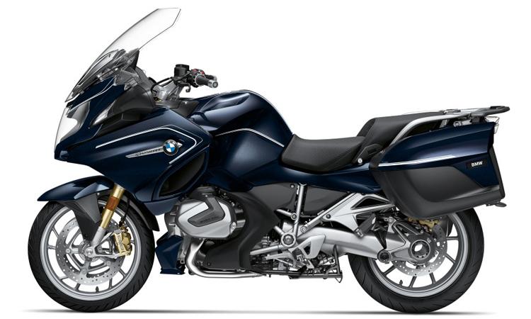 R 1250 RT Option 719 style ใหม่ สีน้ำเงิน Blue planet metallic/Ivory ราคา: 1,520,000 บาท