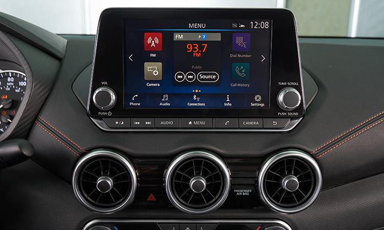 จอ All NEW Nissan Sylphy/SENTRA 2020