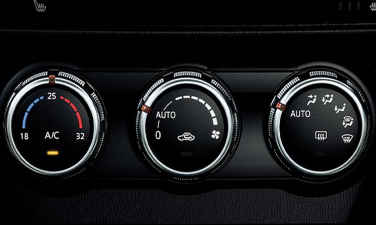 ที่ควบคุม Mazda 2 Minorchange
