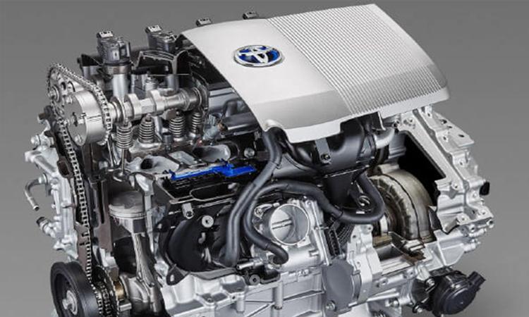 เครื่องยนต์ Toyota C-HR NURBURGRING Edition เบนซิน 1.8