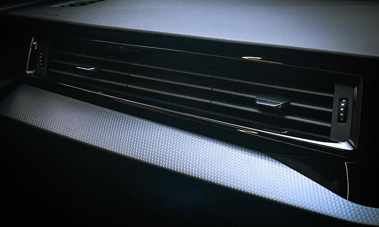 ช่องแอร์ Audi A1 Sportback