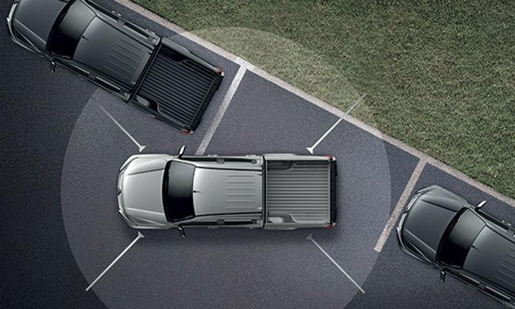 ระบบความปลอดภัย Mitsubishi Triton ATHLETE
