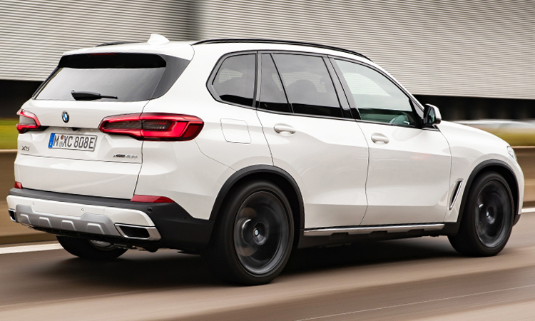 BMW X5 xDrive45e (Plug-in Hybrid)