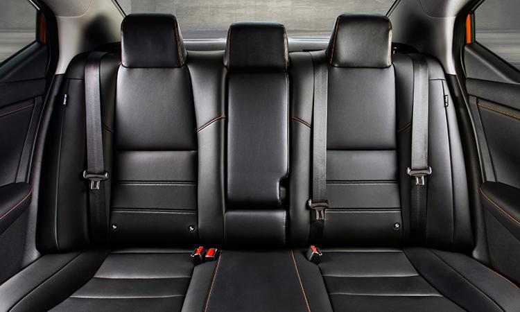เบาะหลัง All NEW Nissan Sylphy/SENTRA 2020