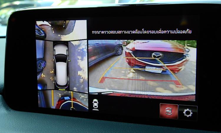 ระบบความปลอดภัย Mazda CX-8