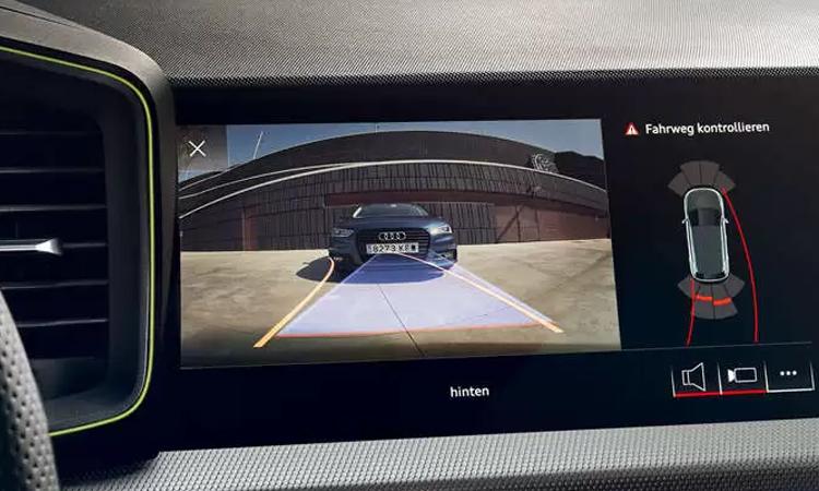 ระบบความปลอดภัย Audi A1 Sportback