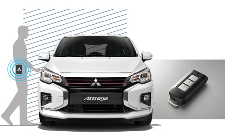 ระบบความปลอดภัย ขุมพลัง Mitsubishi Attrage Dynamic Shield (Minorchange)