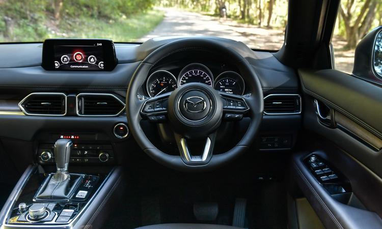 พวงมาลัย Mazda CX-8